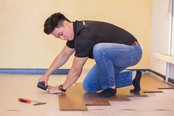Flooring installation johor bahru