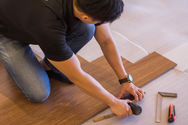 Flooring installation jb
