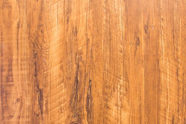 laminate flooring with hand-scraped look