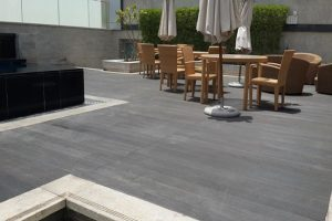 performance of outdoor decking