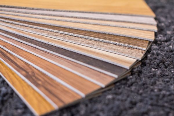 different thickness of vinyl flooring